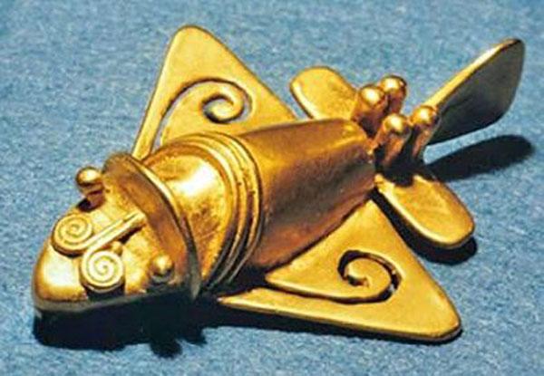 5 objetos e oro que son un verdadero misterio - 3