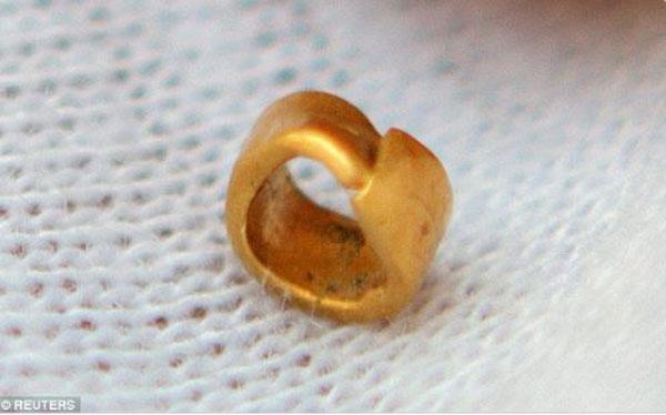 5 objetos e oro que son un verdadero misterio - 1