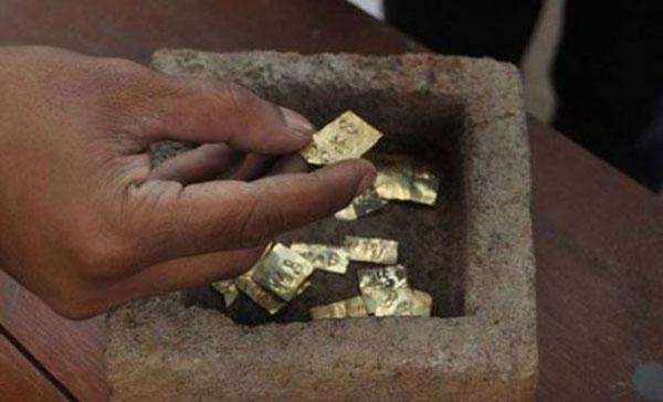 5 objetos e oro que son un verdadero misterio - 2