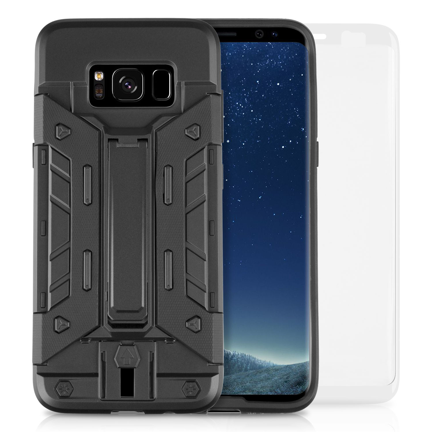 SkylerShield Samsung Galaxy S8 Heavy Duty Case Parent