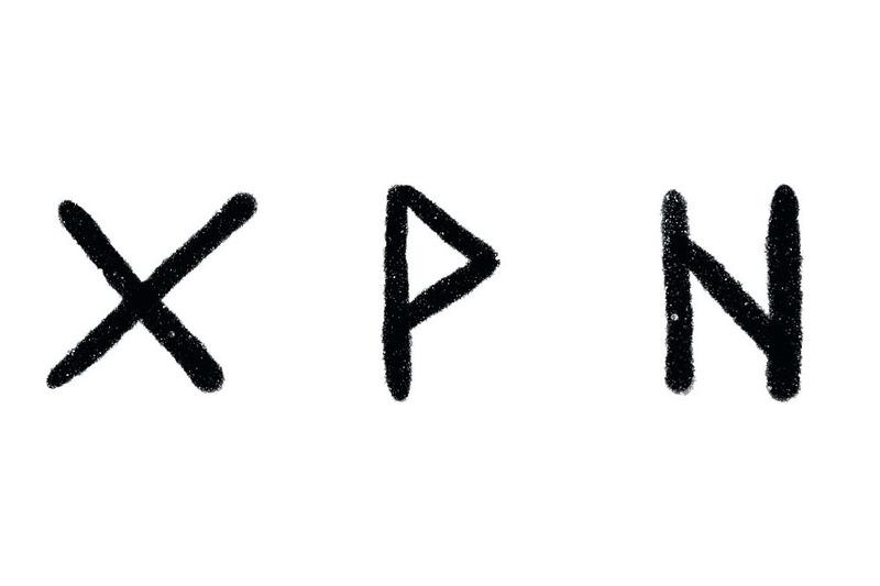 Norse Runes, Gebo, Wunjo, and Hagalaz