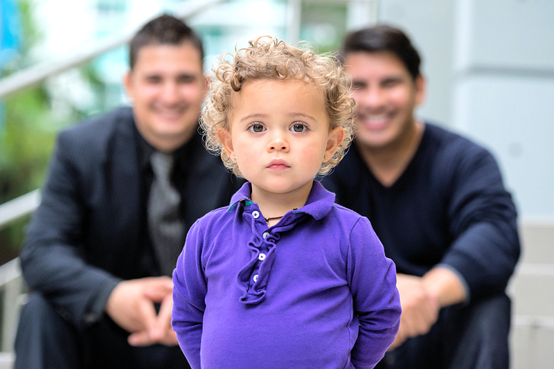 image, gay family with son, LGBTQ+ right to marry, same-sex marriage, SCOTUS