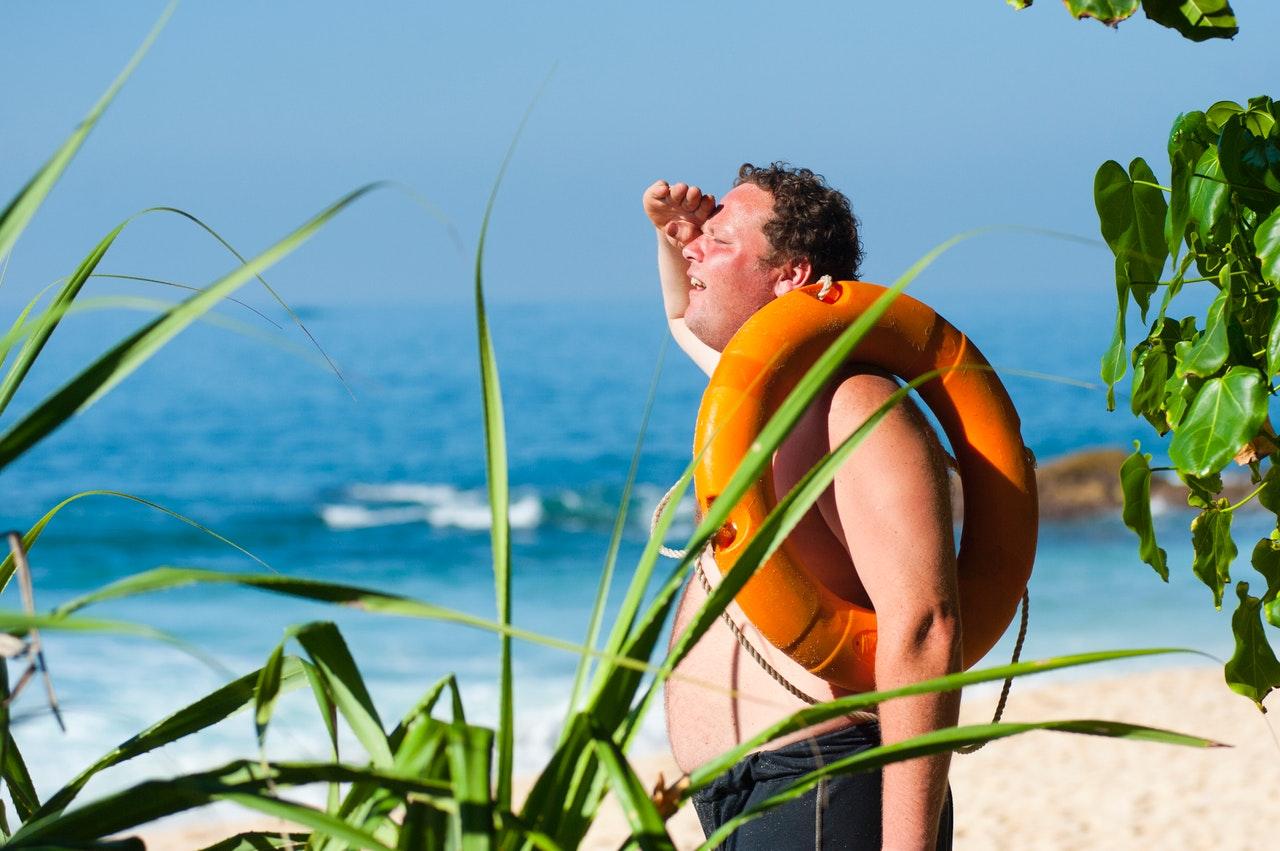 Adult beach enjoyment 319930
