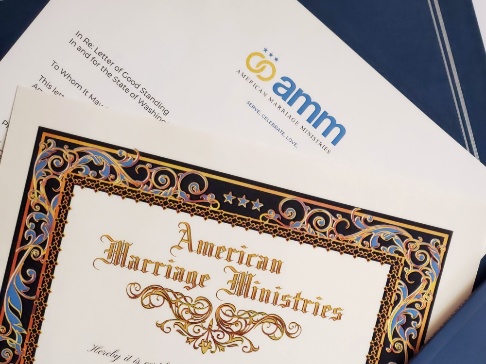 Simplify your officiant registration process with our pre-filled government forms and step-by-step instructions!