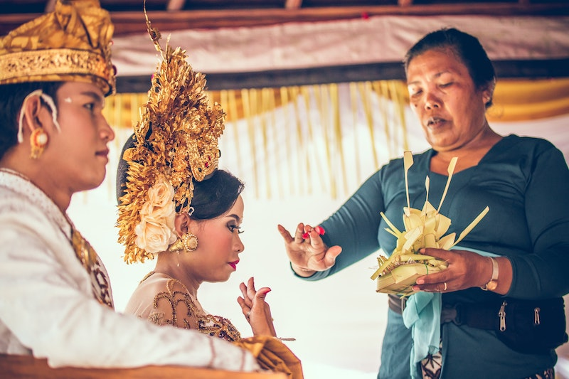 Wedding of asian couple 2292914ss
