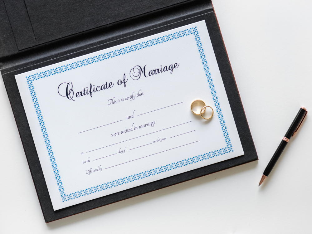 Marriagelicense