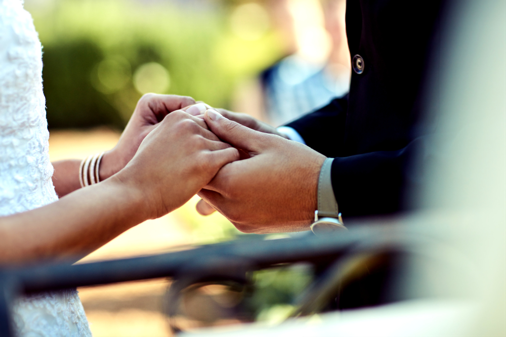 What to say at a committment ceremony plan a wedding