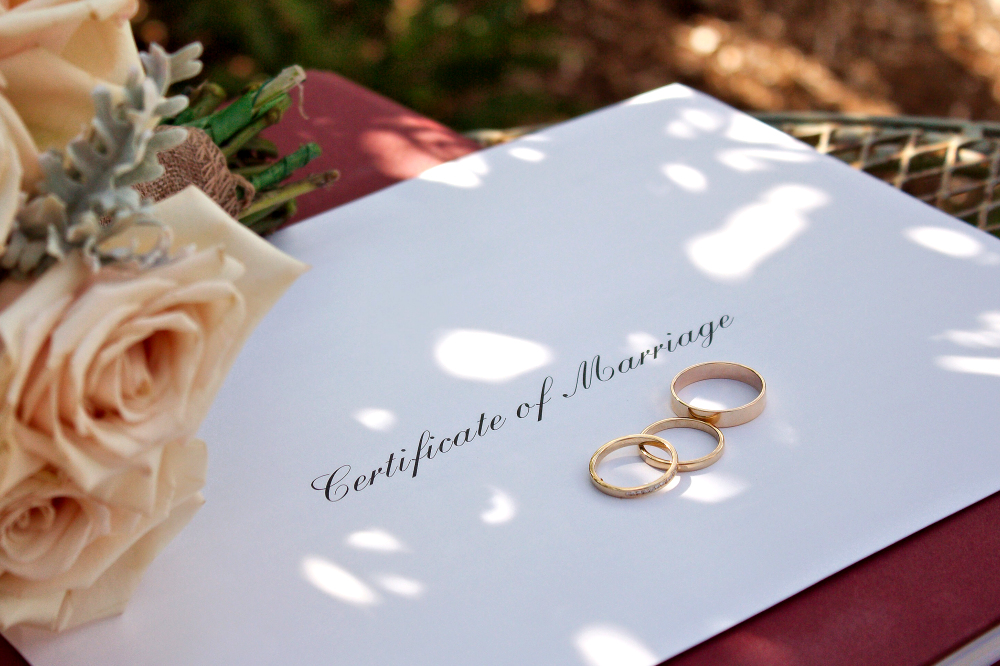 Officiant registration alabama marriage license certificate how to get married al