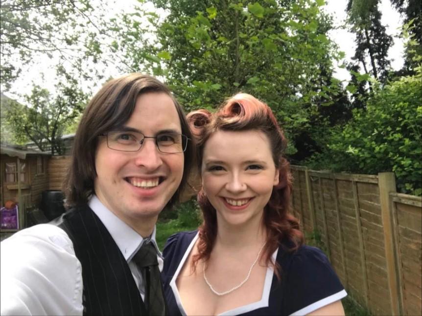 Beth deeley jonty williamson covid wedding cancelled caters news agency