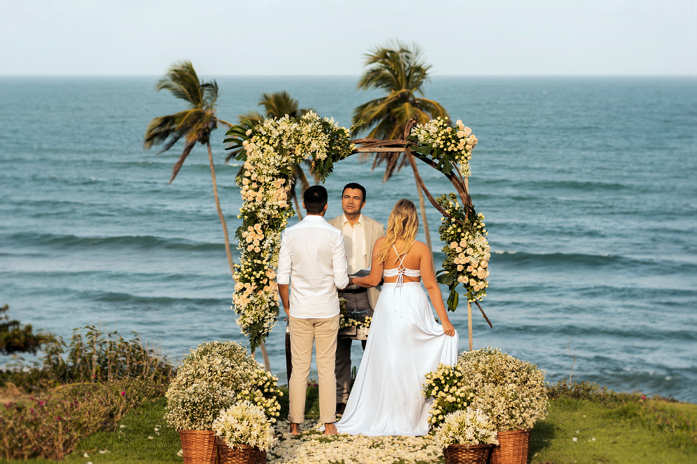 Guam wedding officiate legal ceremony perform marriage paradise