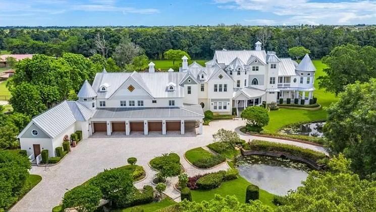 South florida mansion estate wedding crasher disaster stranger