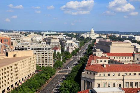 Washington dc covid visit