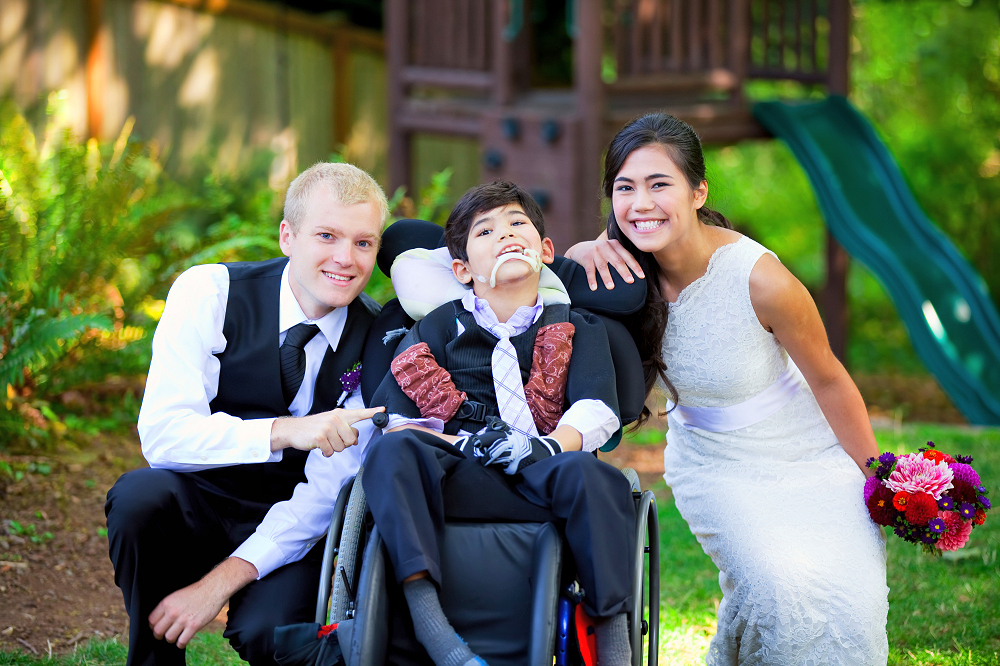 Wheelchair accessible wedding disability friendly venue ceremony hard of hearing
