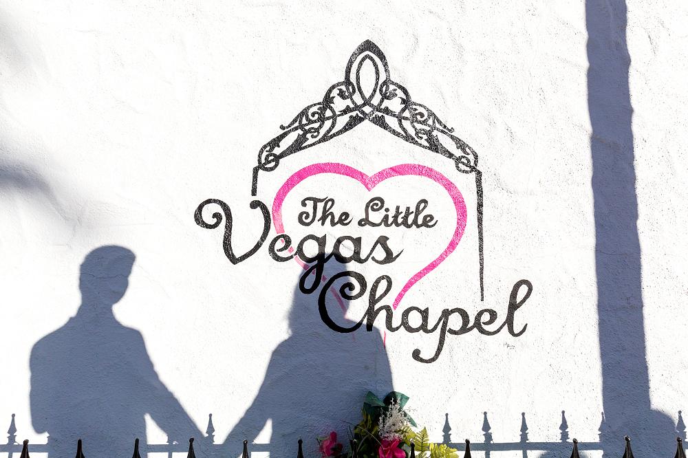 Vegas chapel micro chapel micro wedding pop up venue officiant ceremony