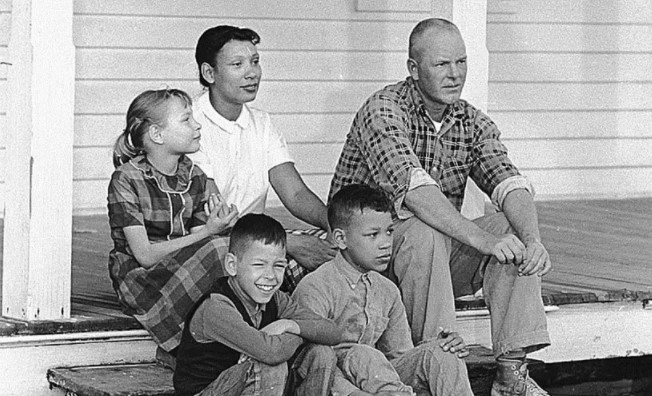 Mildred richard loving children loving day interracial marriage history ap photo credit