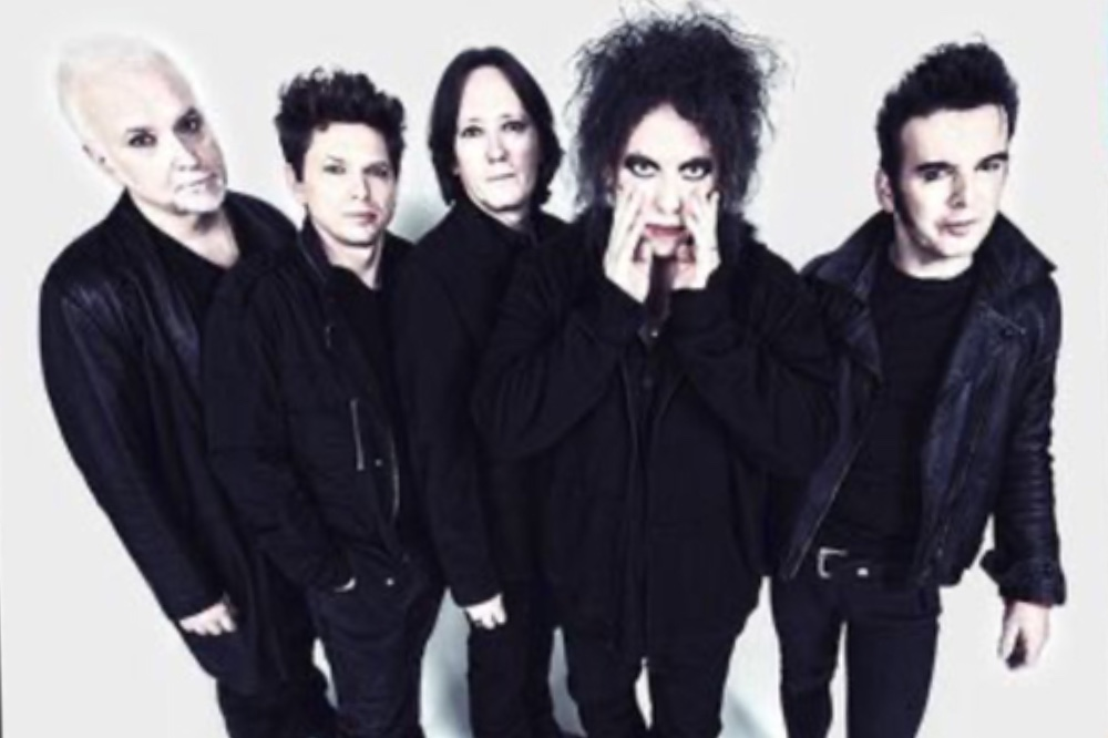 Cover Image: Photo of The Cure, via The Cure Instagram