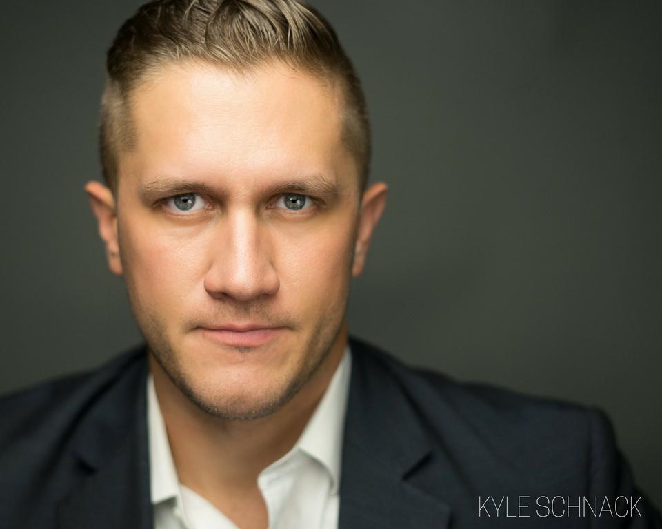 Kyle c. schnack   headshot