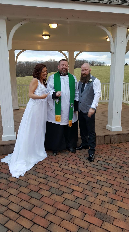 Karlicek wedding