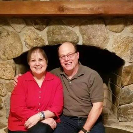 Carolyn and mike christmas eve 2016