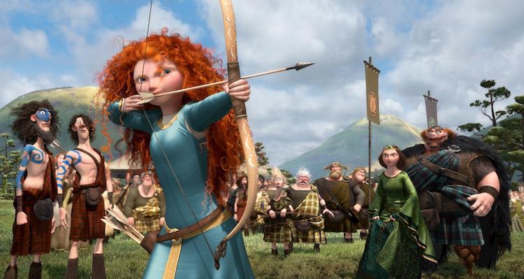 Bonus Interview: Brave's Mark Andrews on Scottish films
