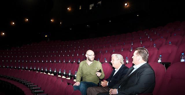Episode 12: Larry O'Reilly and Matt Eyre on IMAX Edinburgh