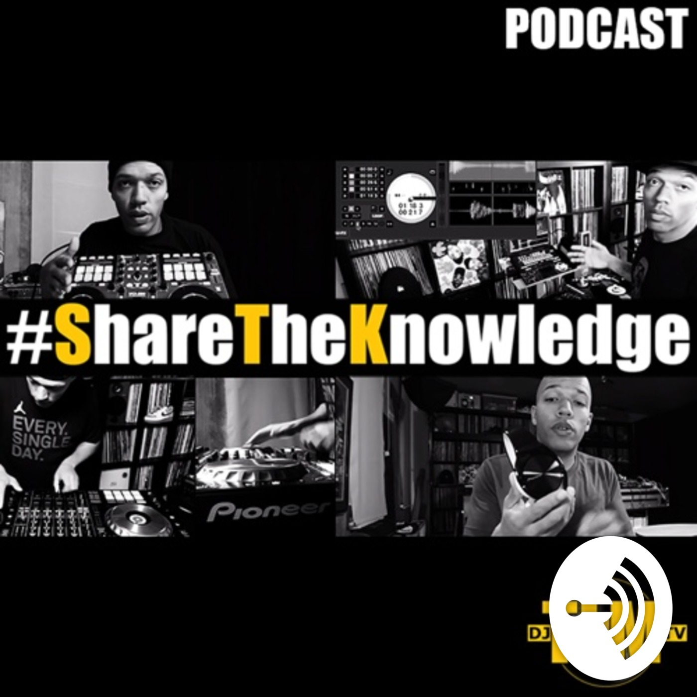 #ShareTheKnowledge podcast episode 65: song requests, finding priorities