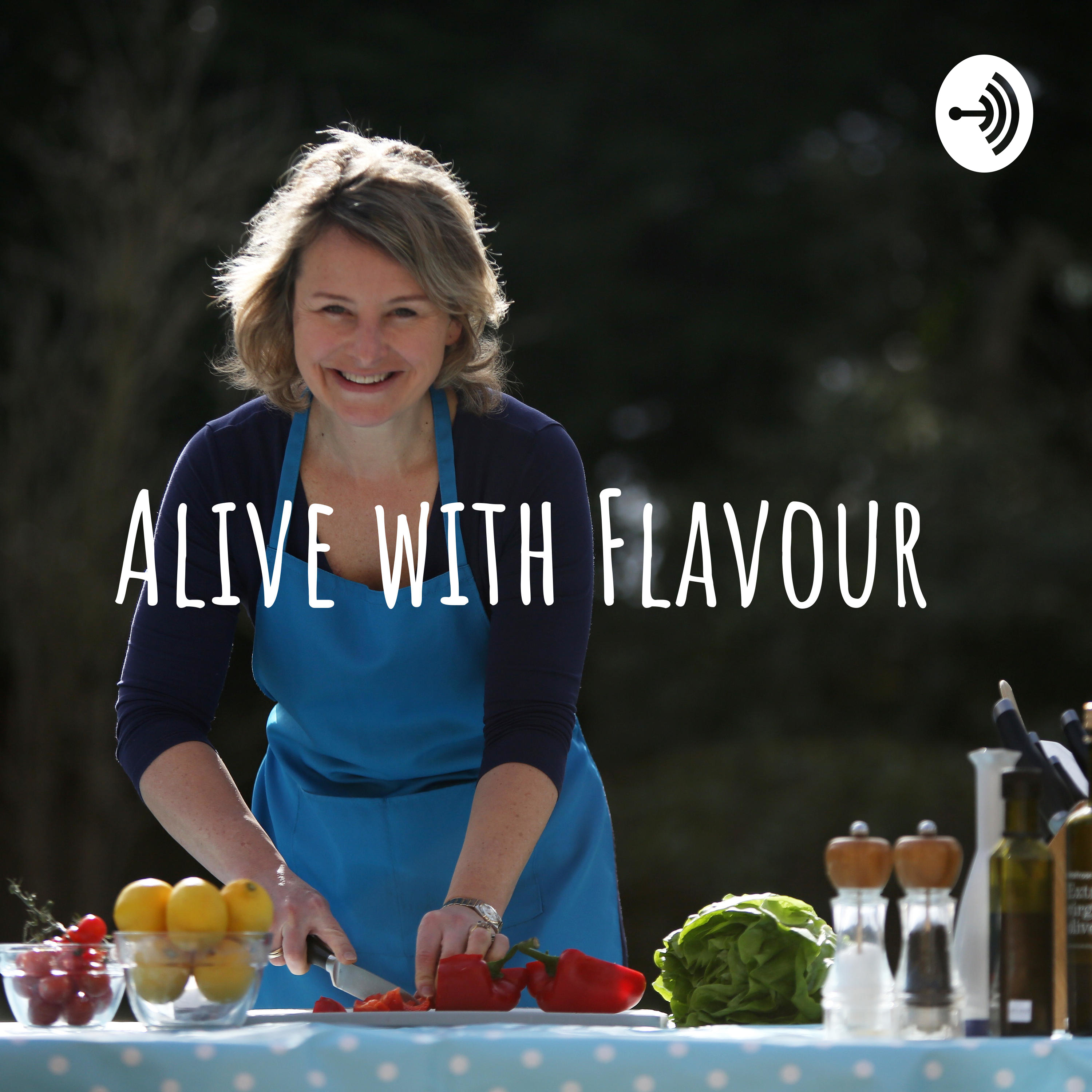 Alive with Flavour