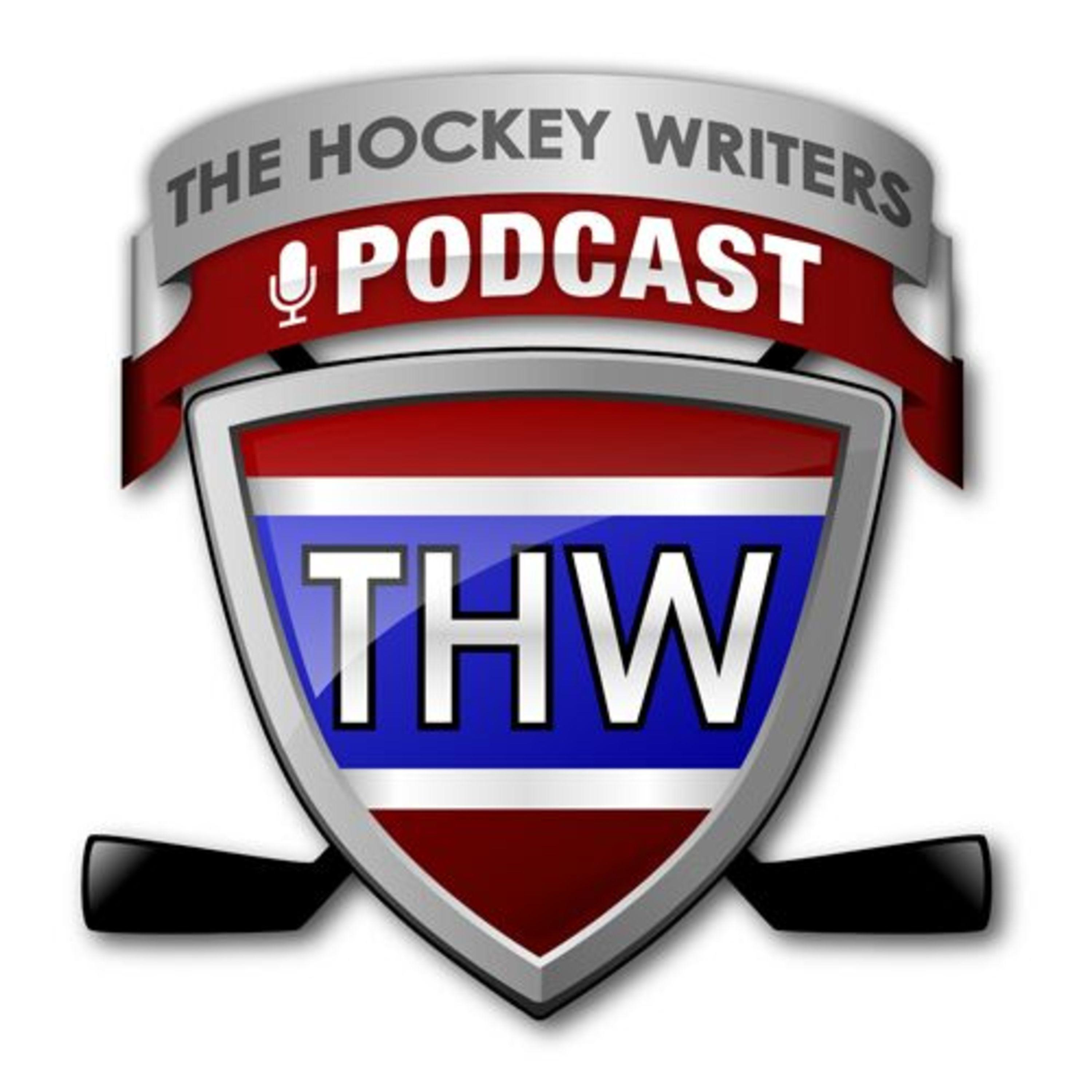 The Hockey Writers Podcast - Episode 21 - Oilers, Maple Leafs, Blues