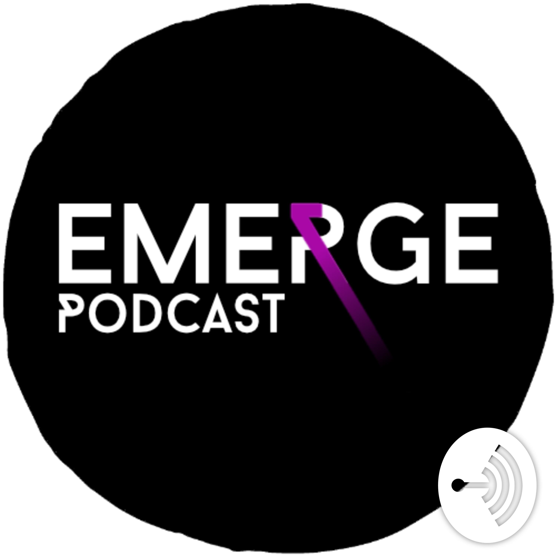 Emerge Podcast logo