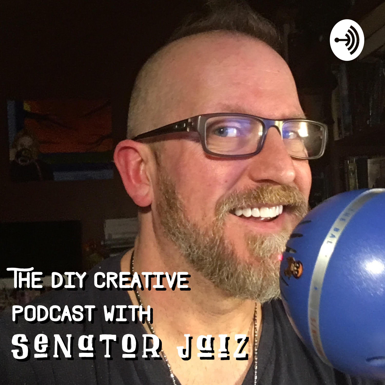 DIY Creative Podcast with Senator Jaiz