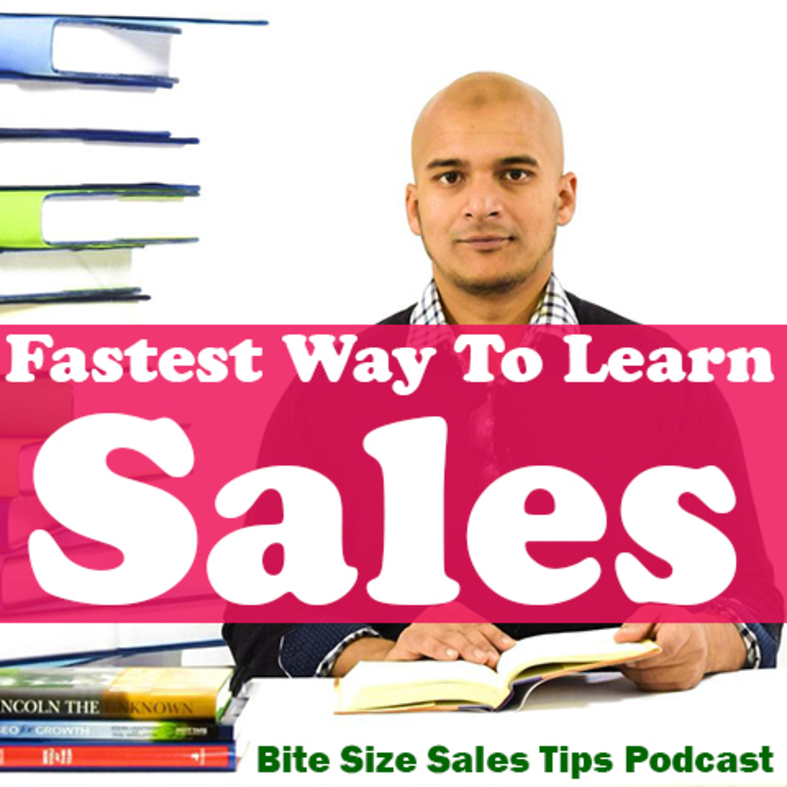 Fastest Way To Learn Sales | Training, Coaching & Motivation