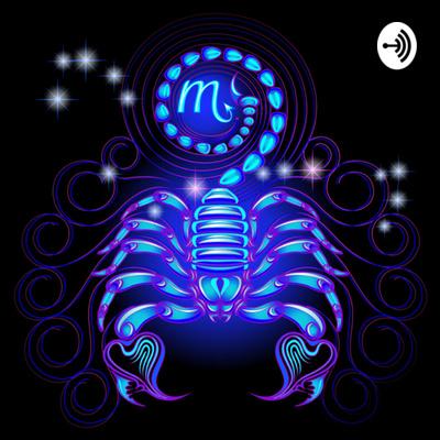 True Blue Scorpio
