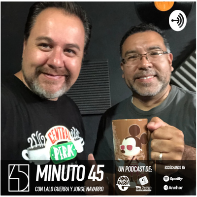 MINUTO 45 / DISEÑO GRÁFICO, ILUSTRACIÓN Y UN POCO DE TODO
