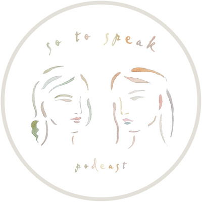 So to Speak