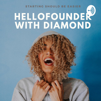 HelloFounder With Diamond