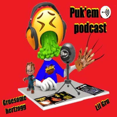 Puk'em Up Podcast
