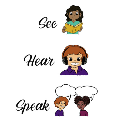 SeeHearSpeak Podcast