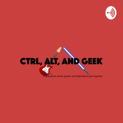 CTRL, ALT, and GEEK