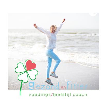 gezond en fitter voeding en leefstijl coach