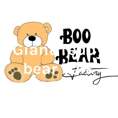 Giant Teddy Bear Talk