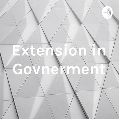 Extension in Govnerment