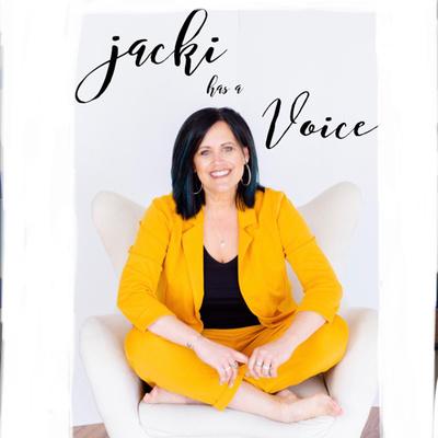 Jacki has a Voice