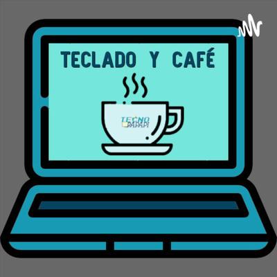 Teclado y café