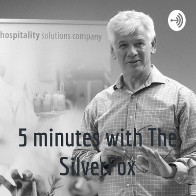5 Minutes With The Silverfox