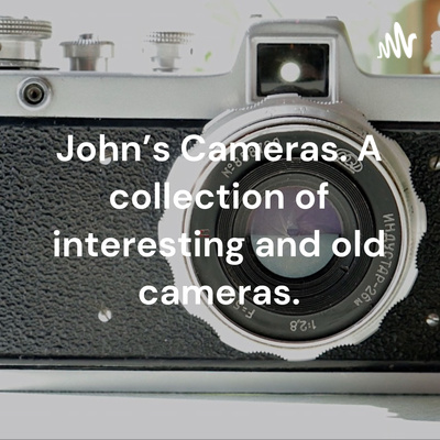John's Cameras. A collection of interesting and old film cameras.