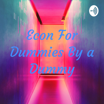 Econ For Dummies By a Dummy