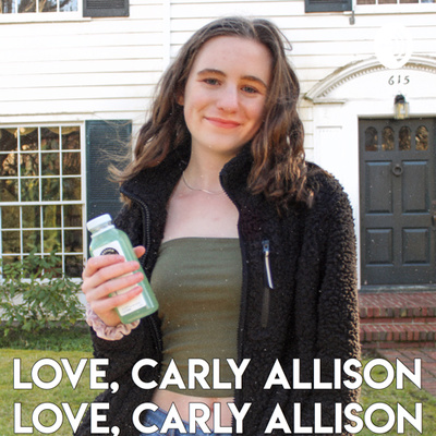 Love, Carly Allison
