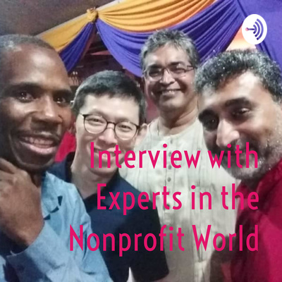 Interview with Experts from the Nonprofit World