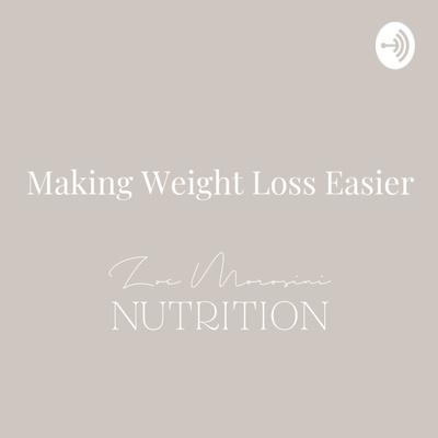 Zoe Morosini Nutrition Podcast