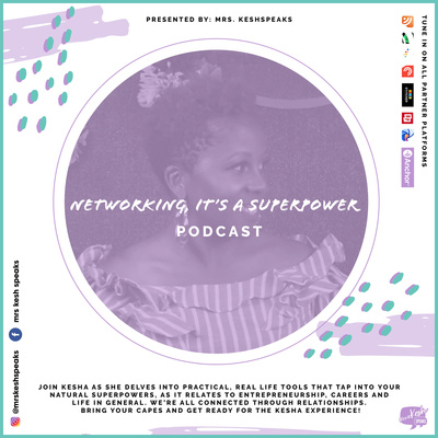 Networking it's your Superpower